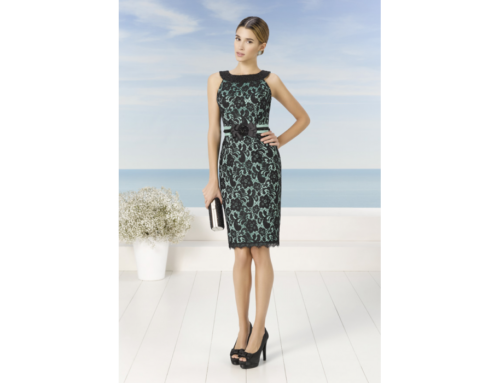 ROBE DE COCKTAIL MODELE 9J2F2