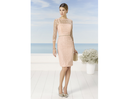 ROBE DE COCKTAIL MODELE 9J2H5